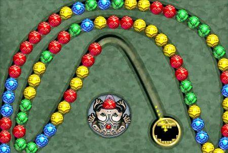 игра шарики зума онлайн бесплатно