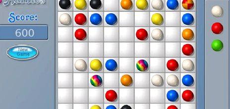 шарикомания играть онлайн