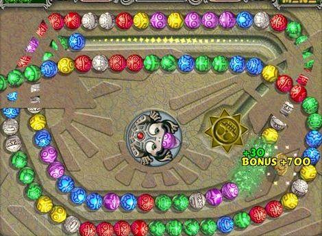 зума шарики играть онлайн