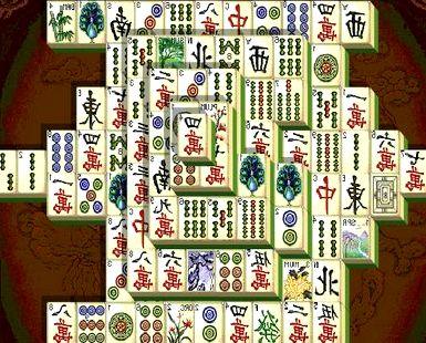 Онлайн бесплатные игры маджонг шанхай